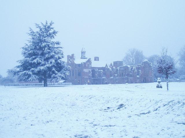 Rufford Abbey Christmas 2005