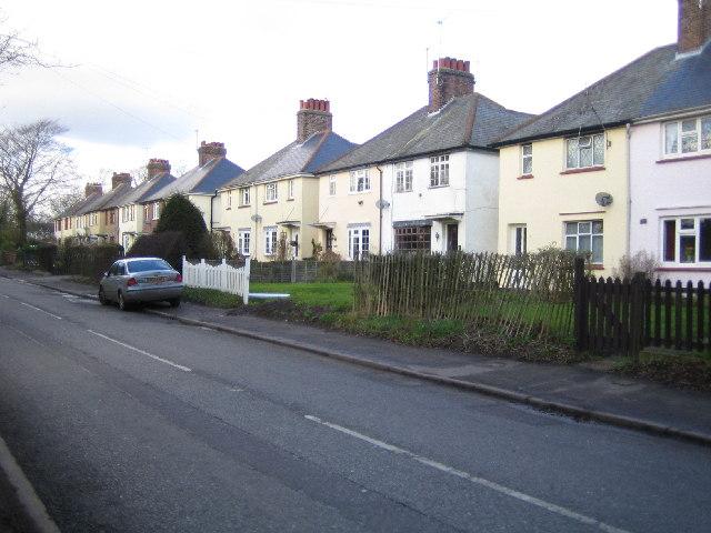 Bovingdon: Boundary Cottages