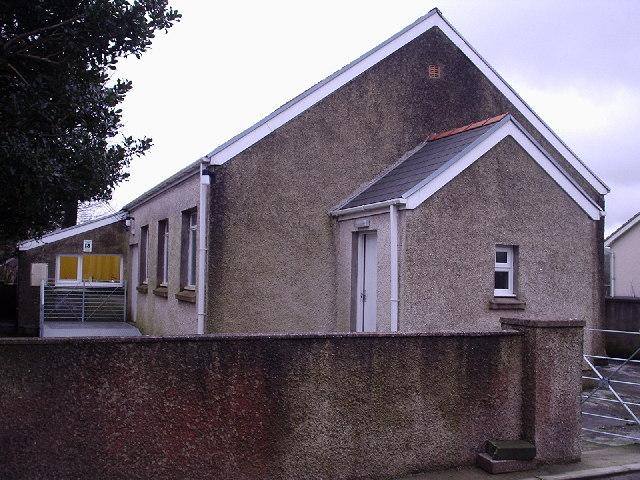 Penboyr Church Hall