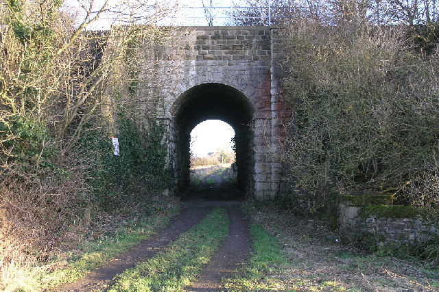 Robin Hood Line Access Bridge