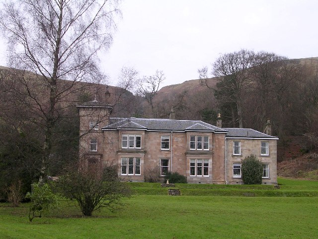 Ballagan House, near Strathblane
