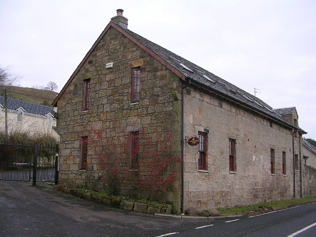 Blairtummock Farmhouse