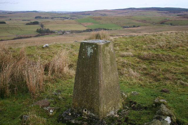 Wether Hill trig