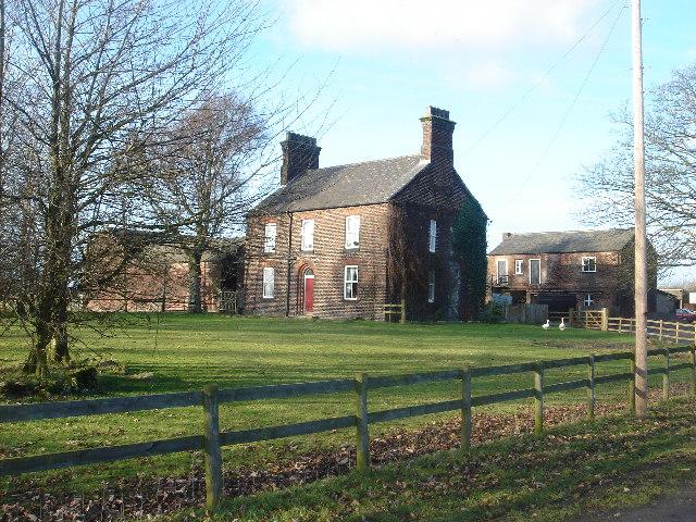 New Hill Farm, Wardley