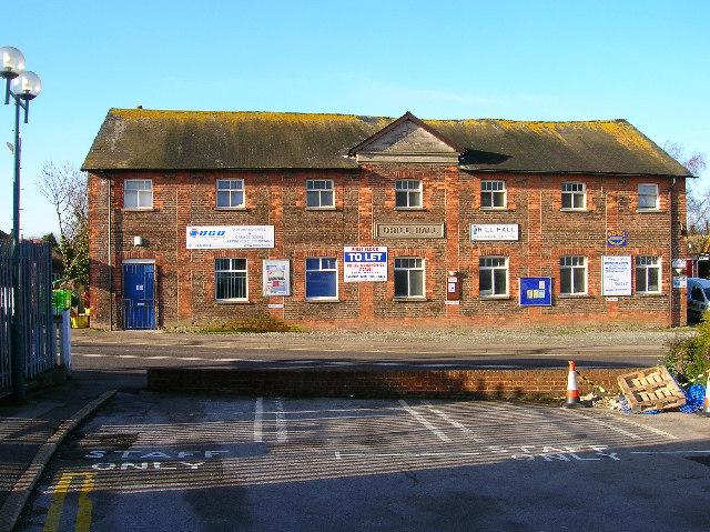 Former Drill Hall, Westham