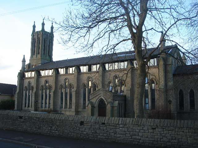 Emmanuel Church, Bolton