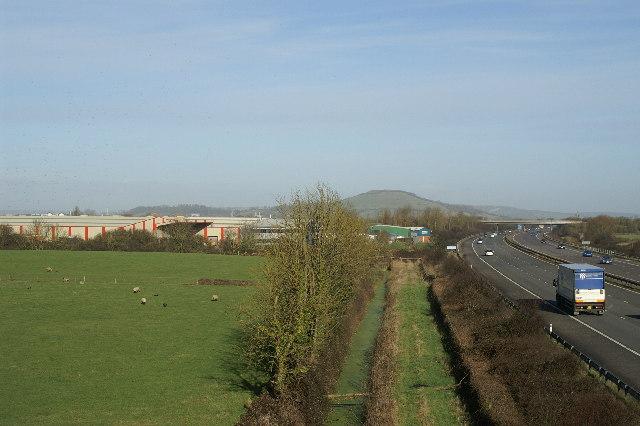 M5 and Highbridge Industrial Estate