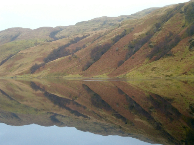 Reflections on Loch Scammadale