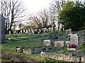 SX0959 : Castle Hill Cemetery, Lostwithiel by Tony Atkin