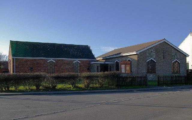 South Killingholme Methodist Church