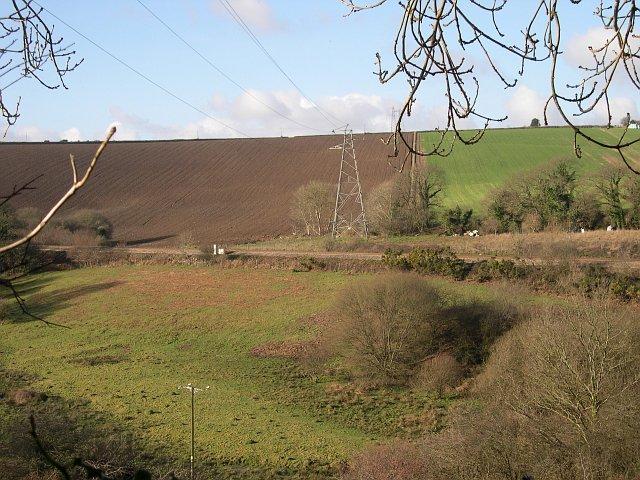 Across Milltown Valley