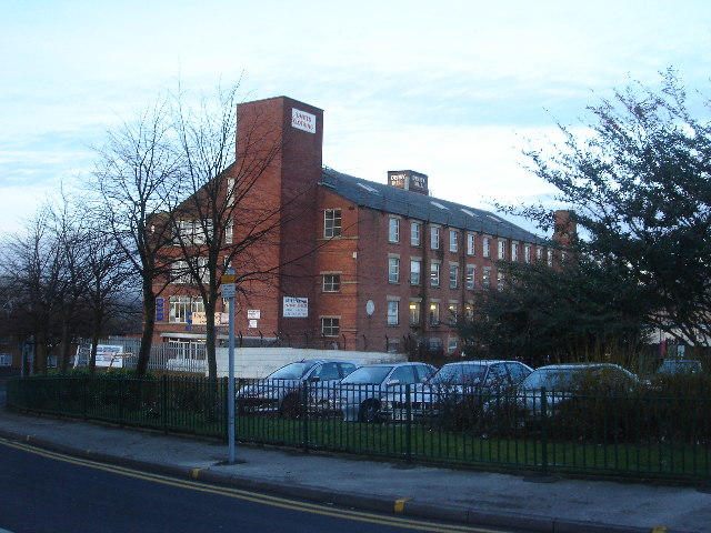 Derby Mill, Bolton