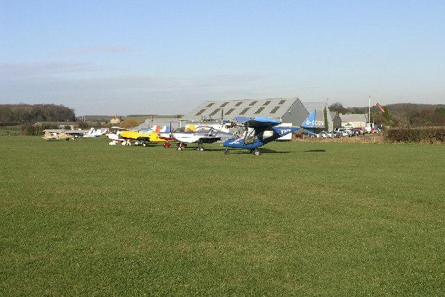 Netherthorpe Airfield