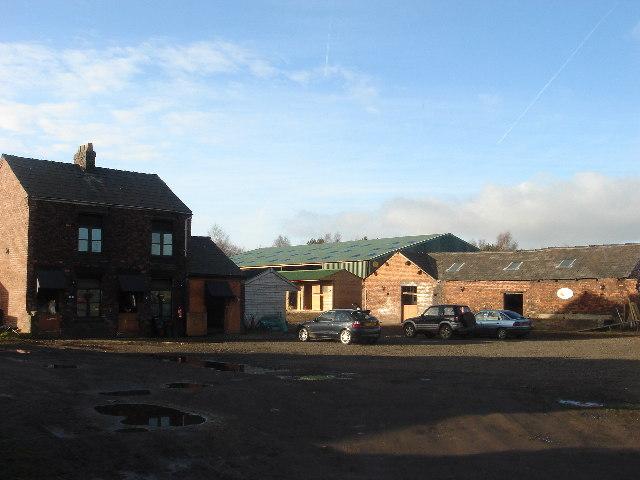 Cleworth Hall Farm, Tyldesley