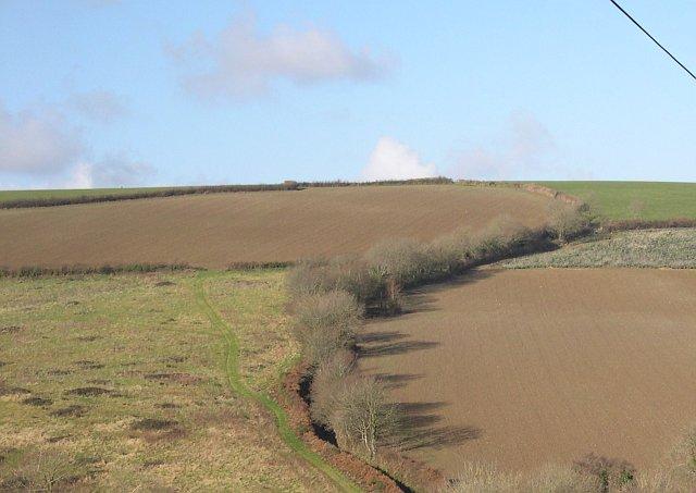 Hillside near Trebathevy