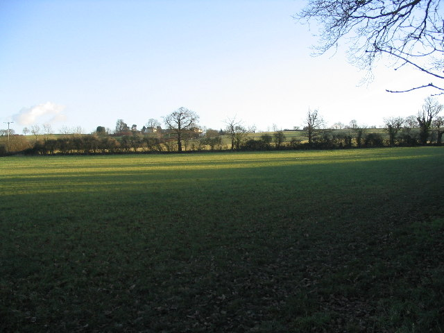 Field near Bumble's Green
