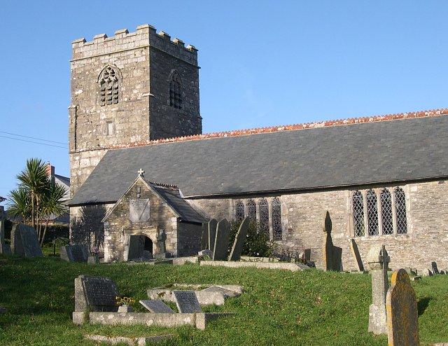 Saint Sampson's Church, Golant