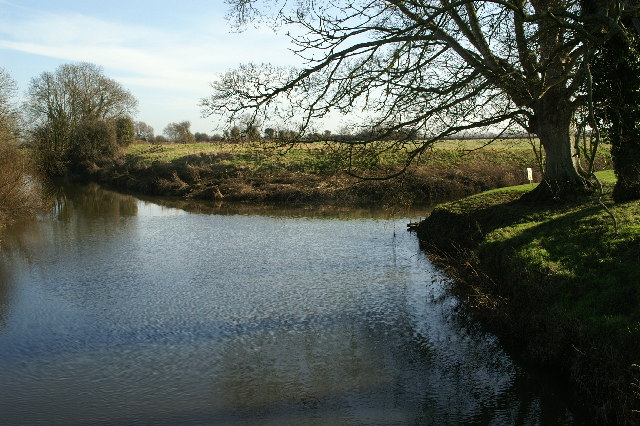 River Brue where it is joined by the Cripps River
