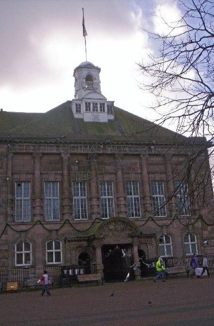 Leigh Town Hall
