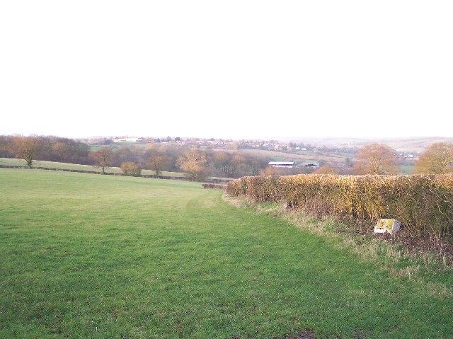 Footpath to Bromyard