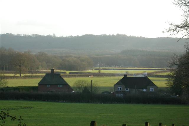 Houses on Vann Lane