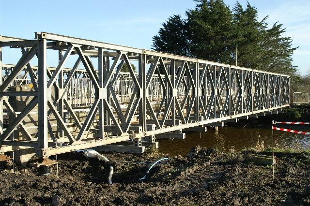 Bridge at Gold Corner