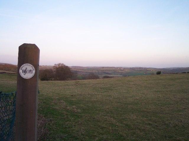 Three Choirs Way to Upper Venn Farm