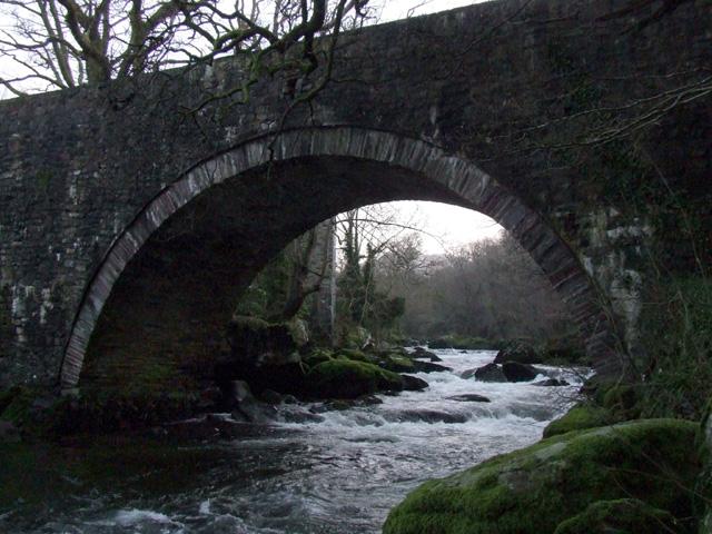 Bryn Bella bridge
