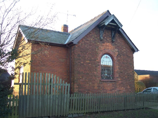 Chapel House, Munderfield Row