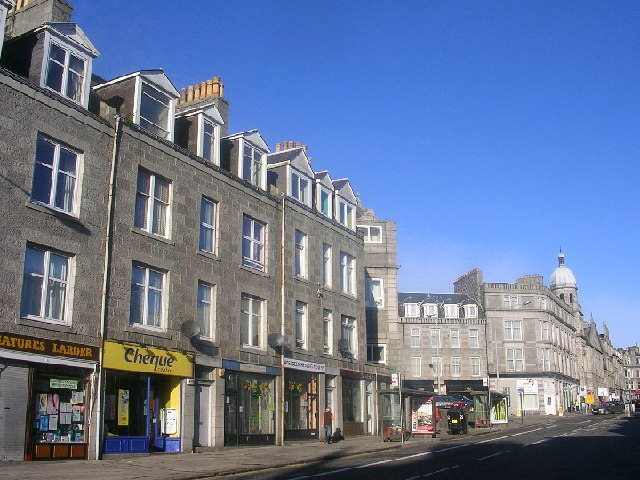 Holburn Street, Aberdeen (North End)