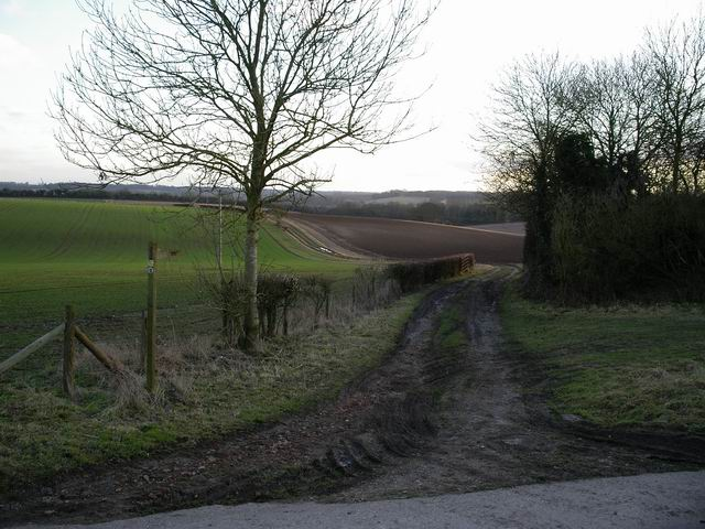 Oxdrove Way, Itchen Down