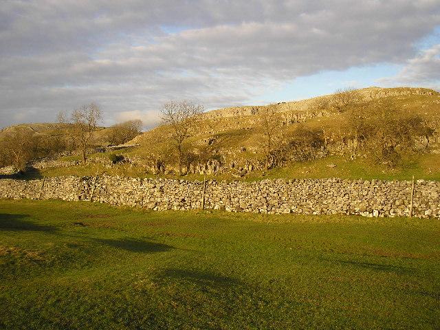 Limestone near Feizor