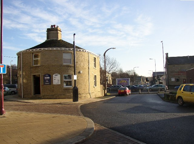 The Round House, Lawson Street, Brighouse