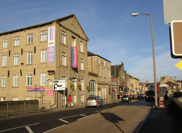 Former Perseverance Mill, Huddersfield Road, Brighouse