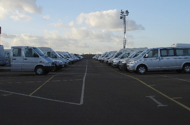 New VWs at West Minster, Sheppey