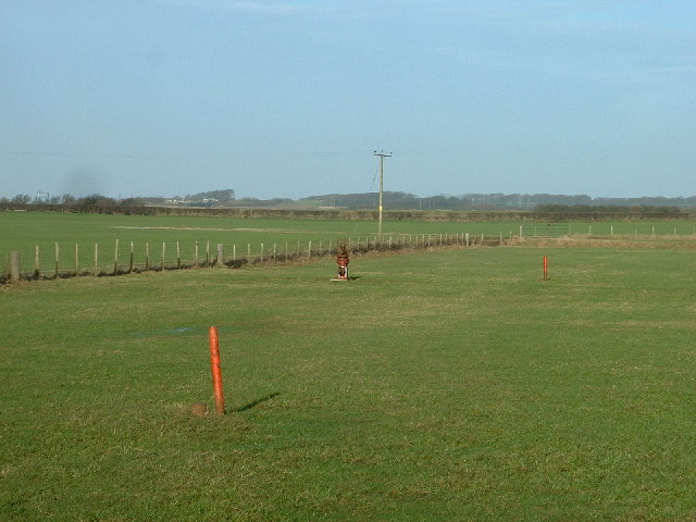 Brine Wells near Preesall