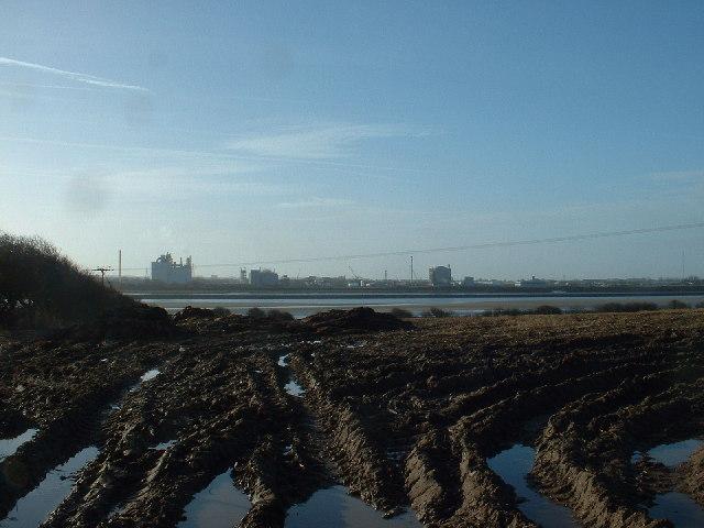 River Wyre, near Stalmine