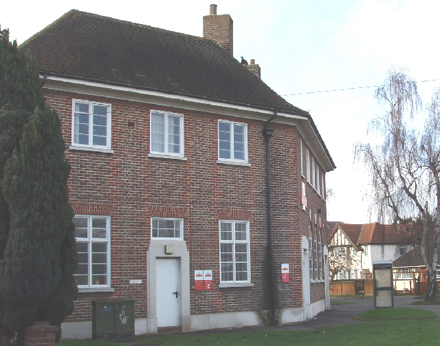 Iver Delivery Office, Royal Mail
