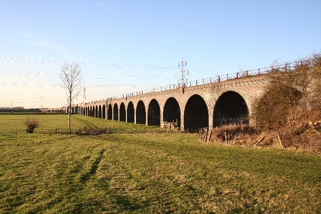 Trent viaduct