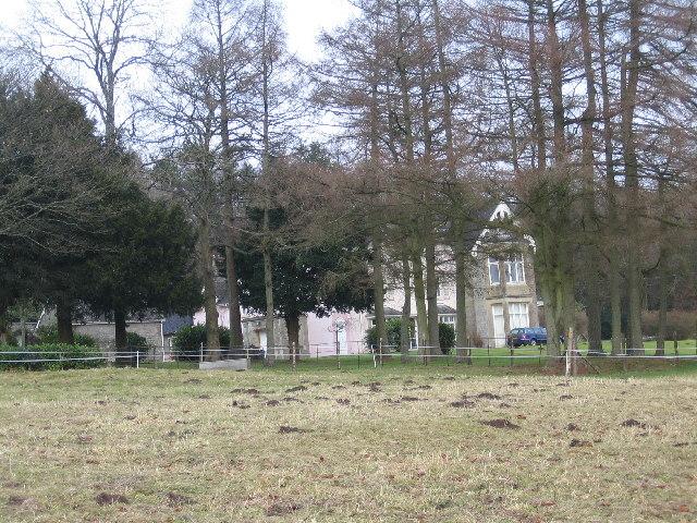 Cleddon Hall