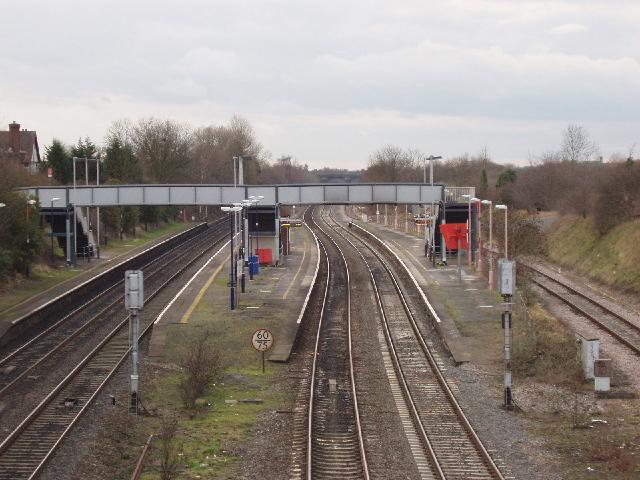 Iver Station