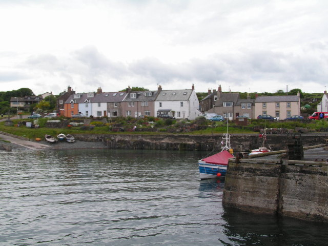 Craster Harbour & Village
