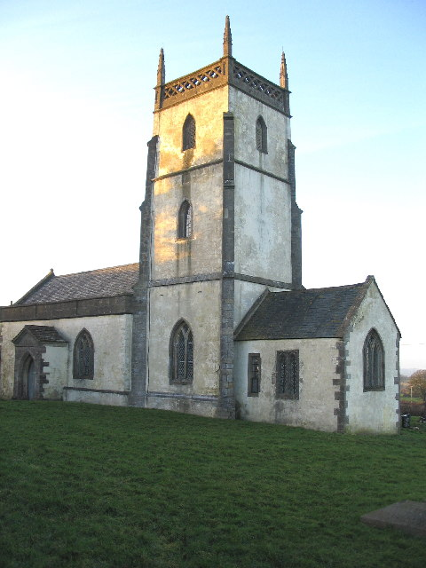 Emborough Church