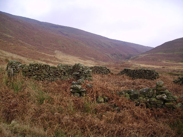 Sheepfold Burnslack Brook
