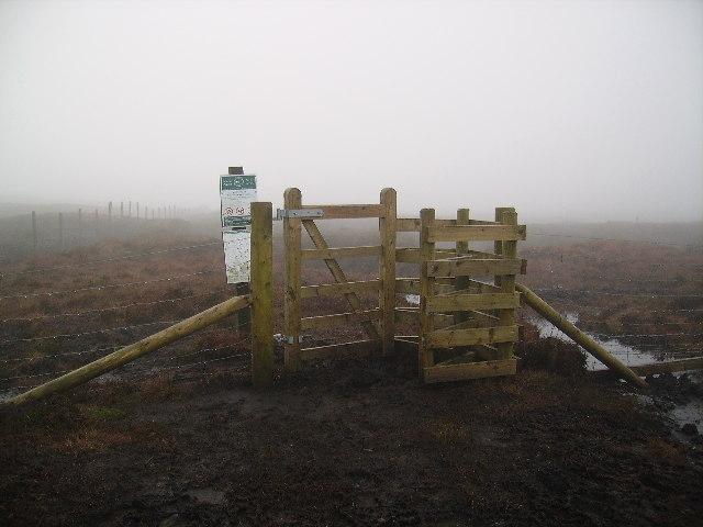 Kissing Gate Burnslack Fell
