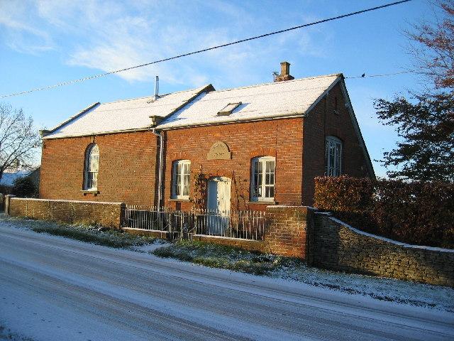 Startley, former Primitive Methodist Chapel