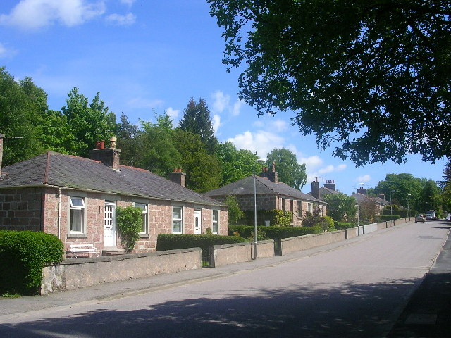 Burnett Road, Banchory