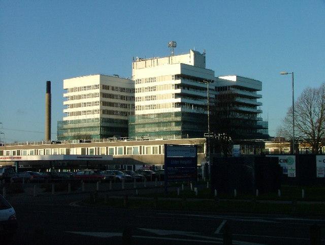 Lister Hospital, Stevenage.