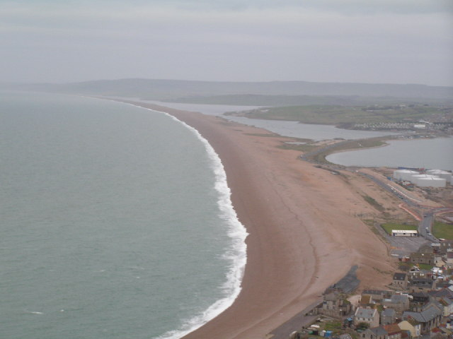 Chesil Beach (Southern end)