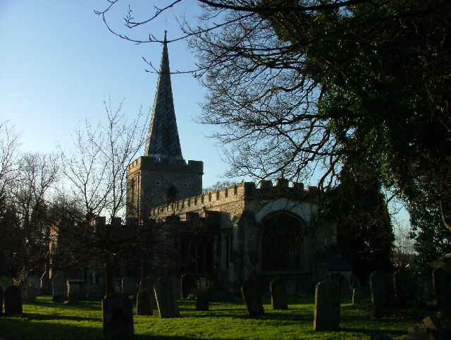 St Nicholas' Church, Stevenage